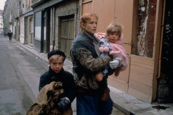 Une Affaire de femmes, Claude Chabrol (1988), copyright Jacques Prayer